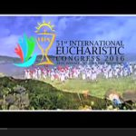 51st International Eucharistic Congress 2016 Official Logo