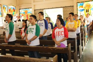 IEC Volunteers Come Together
