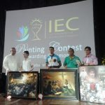 IEC 2016 Painting Contest Winners Awarded