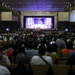Symposium Opens in Cebu Doctor's University, Speakers talk about God's Love