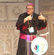 fr. barron speaking