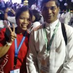Delegates' Encounter at the IEC Opening Mass